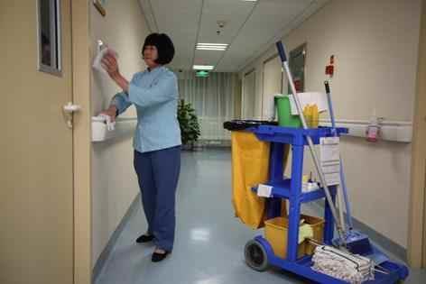 物业公司保洁公司管理制度