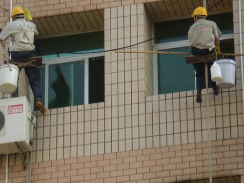 东莞专业外墙瓷砖清洗的公司