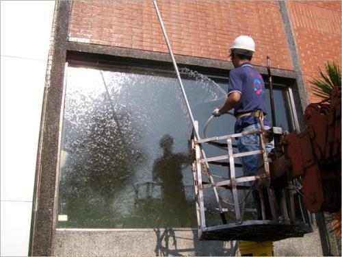 广东高空外墙保洁的服务