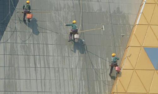 广东的专业外墙玻璃清洗的翻新